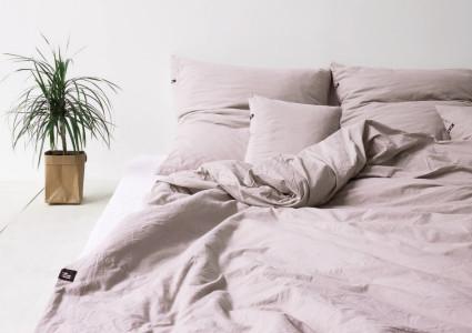Pure Cotton Bedding White