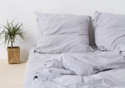 Pure Cotton Bedding White